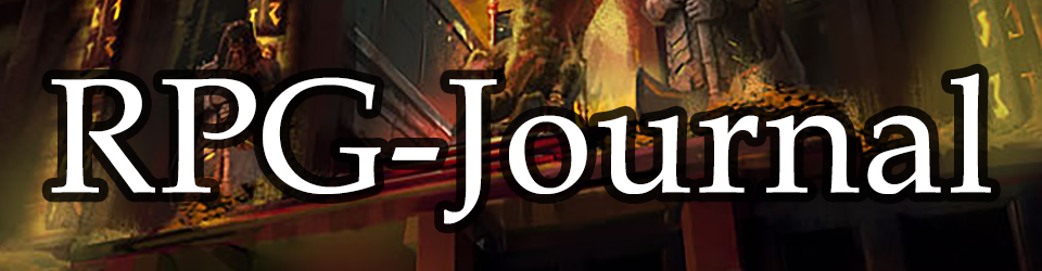 RPG-Journal